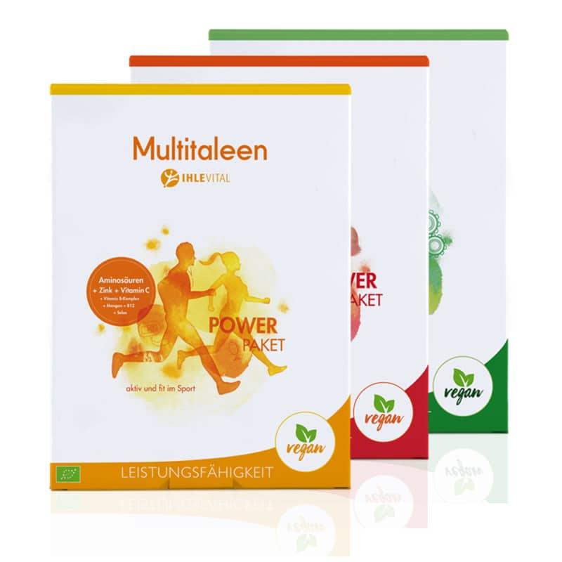 Multitaleen Mix 675g Leistungsfaehigkeit, Konzentration, Immunsystem