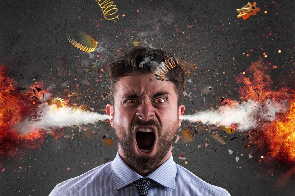 Stress abbauen IHLEVITAL