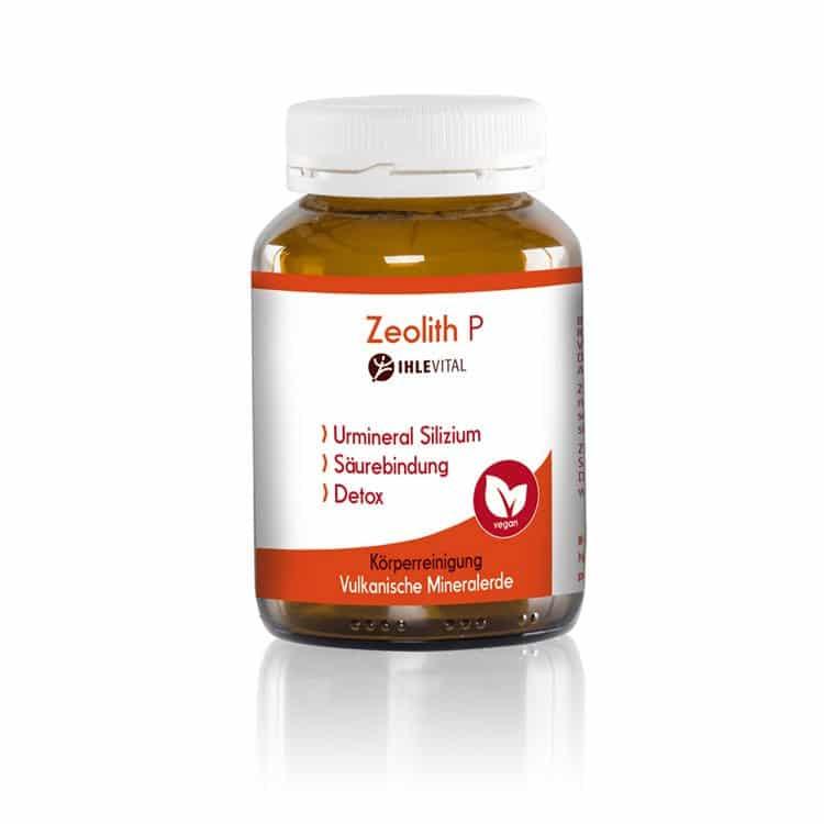 Zeolith, Ihlevital, Klinoptilolith, Mineralerde, Säurebindung, Produktbild,