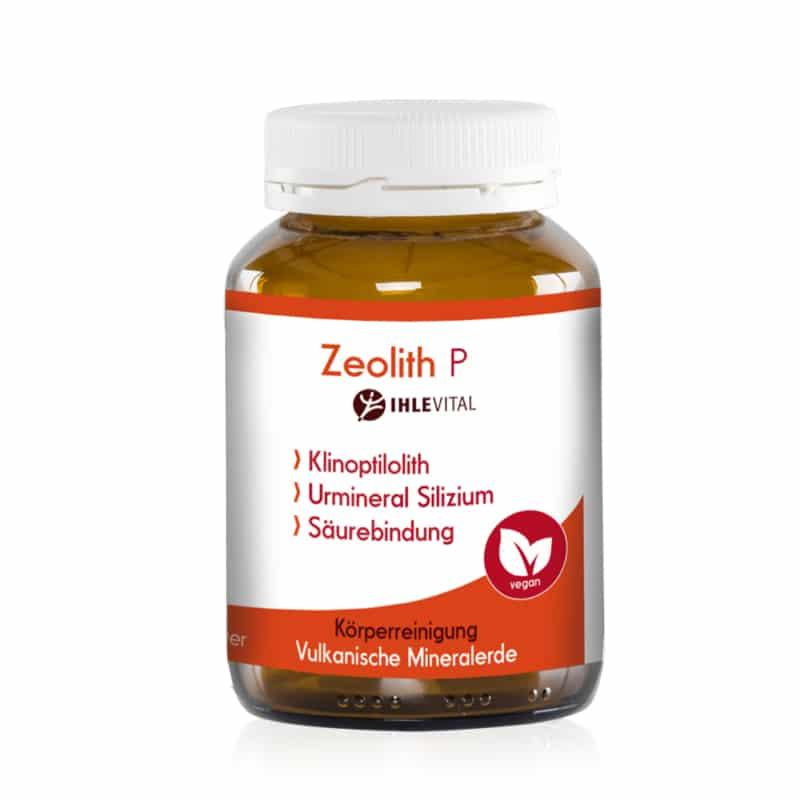 Zeolith Klinoptilolith Silizium Körperreinigung Detox
