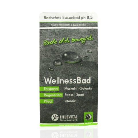 basisches Badesalz WellnessBad