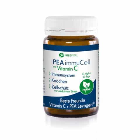 PEA Palmitoylethanolamid Fettsäureamid Levagen Zellschutz