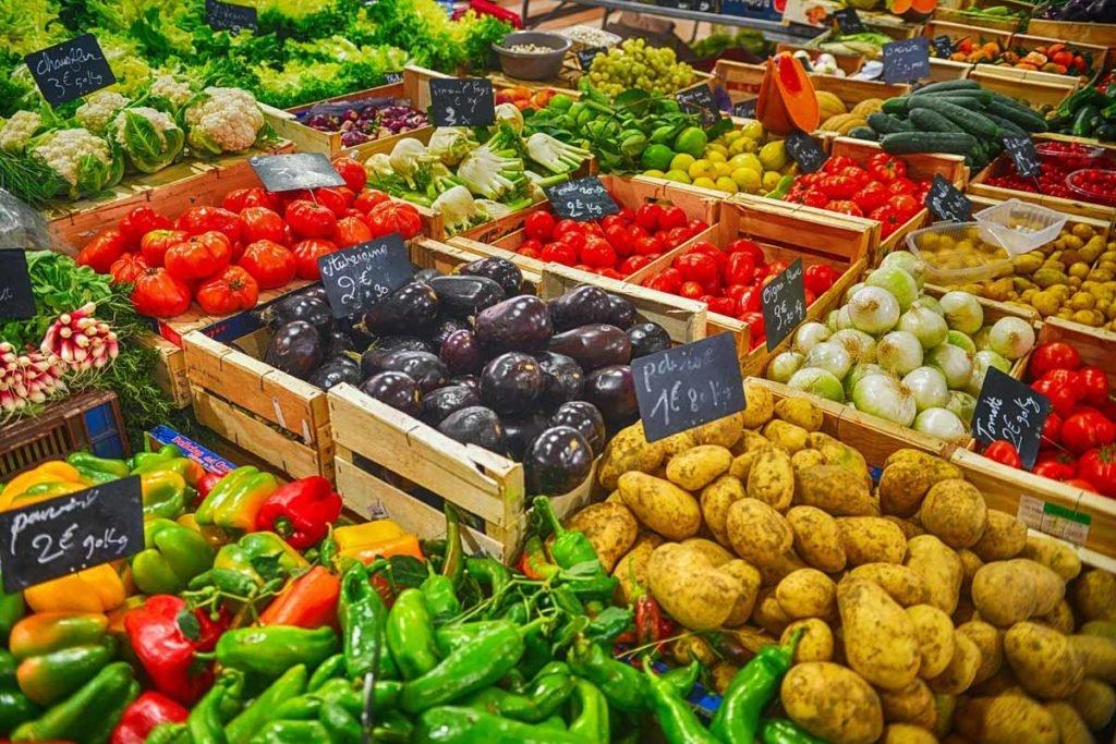 basische Lebensmittel Tabelle, Säure-Basen-Tabelle