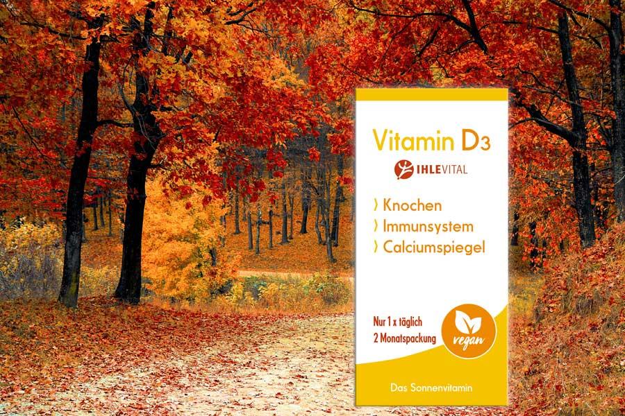 Wundermittel Vitamin D, Vitamin D